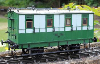 LNWR 1850s Third painted