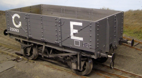 GER Open Wagon